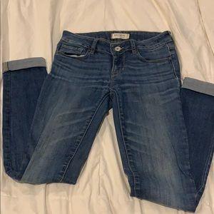 Pacsun/Bullhead Black Skinny Jeans